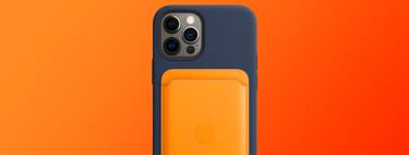 La cartera de piel magnética MagSafe de Apple para el iPhone 12 roza los 50 euros en Amazon, alcanzando su precio mínimo