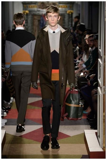 Valentino Men Fall Winter 2015 Menswear Collection 011