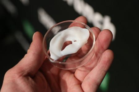 Esta oreja es mucho más que plástico: llegan las bioimpresoras 3D