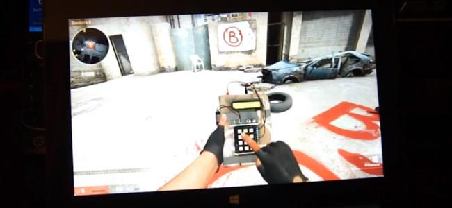 Counter Strike en Surface Pro
