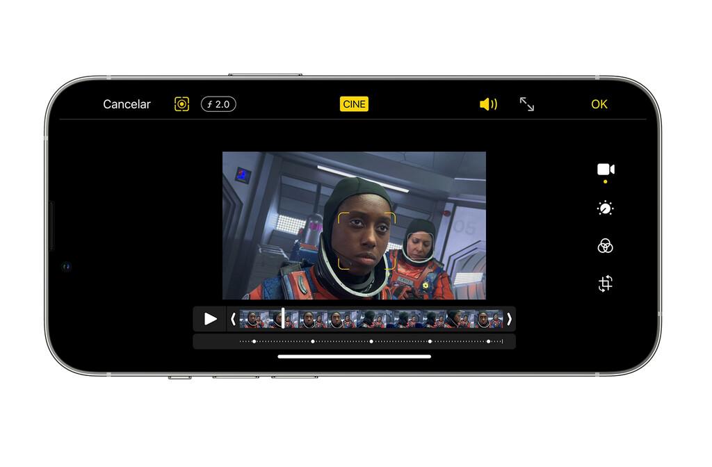 El iPhone 13 se la juega en conseguir que el modo cine de vídeo sea el nuevo modo retrato que marcó una era
