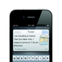 TomTom Places se suma a la aplicación móvil de la compañía
