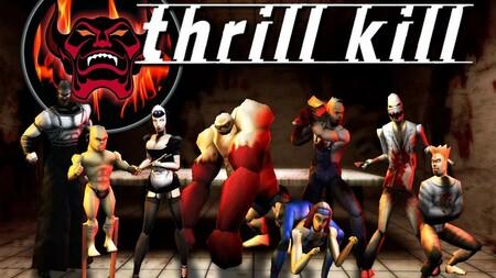 Thrill Kill Characters