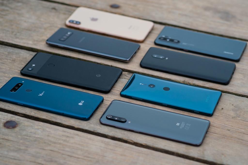 ¿Cuál es el mejor smartphone(teléfono inteligente) en fotografía en lo que llevamos de 2019? Os dejamos elegirlo... A ciegas