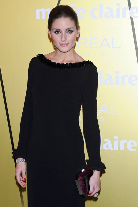 olivia palermo marie claire