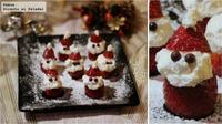 Santa Claus llega a vuestra mesa para endulzar la comida navideña