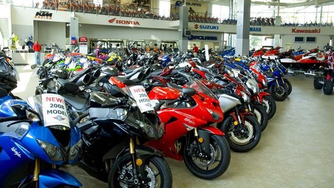 Tienda Motos Multimarca
