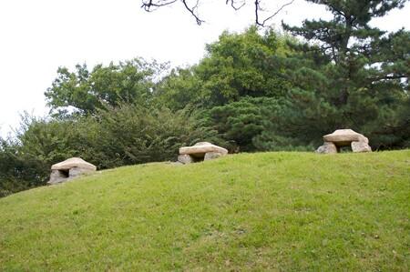 Korea Gyeongju Seokbinggo Air Vents 01