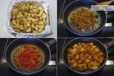 Patatas Bombay Pasos