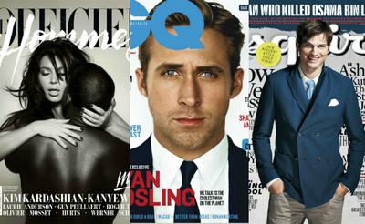 Las portadas de Marzo ponen el punto de mira en la primavera 2013