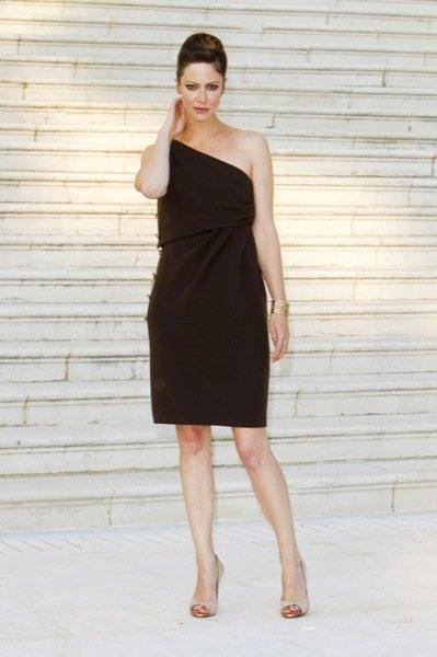 Anna Mouglalis Chanel Crucero front row