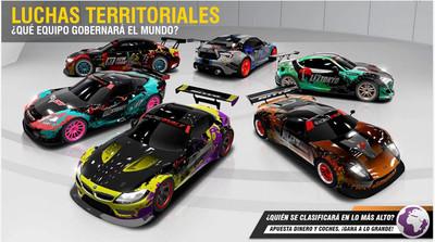 Racing Rivals, el popular juego de carreras de iOS llega a Android