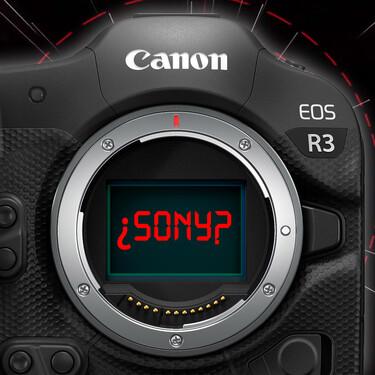Sony está fabricando el sensor de la Canon EOS R3 (según los rumores)