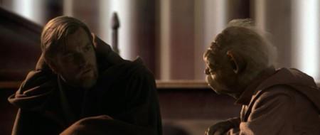 Obi-Wan y Yoda