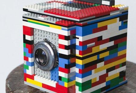 Legotron, una cámara oscura hecha a base de piezas de Lego