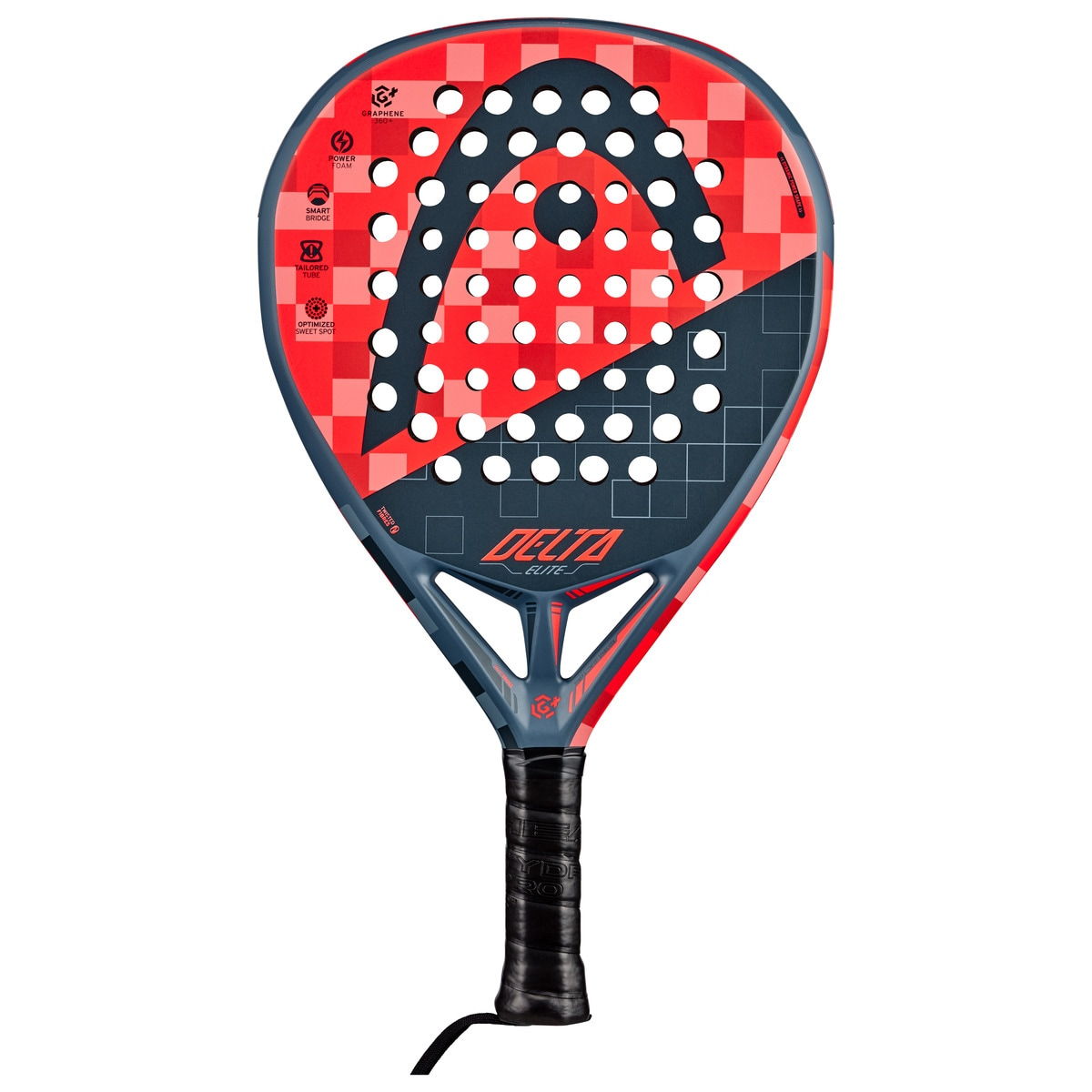 Pala de pádel Graphene 360+ Delta Elite Head