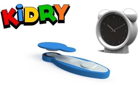 SiempreSecos desarrolla KiDRY un detector de orina para combatir la enuresis