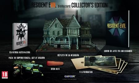 Resident Evil 7 Edicion Coleccionista Europa