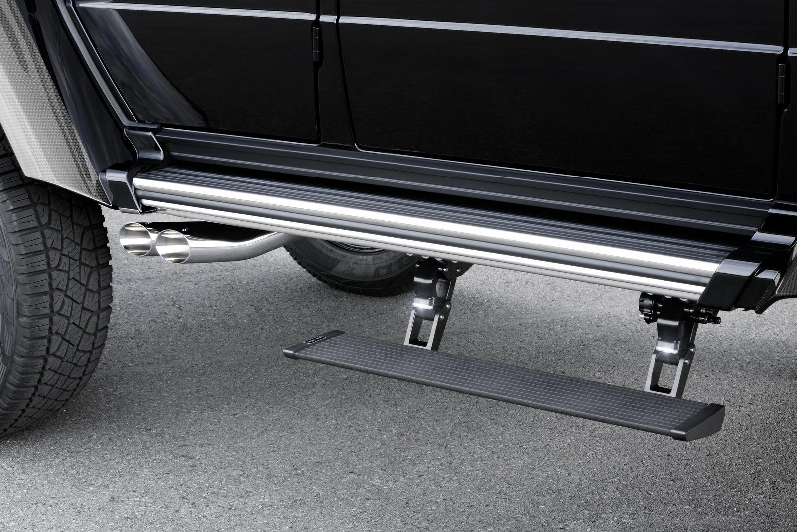 Brabus Mercedes-Benz G 500 4x4²