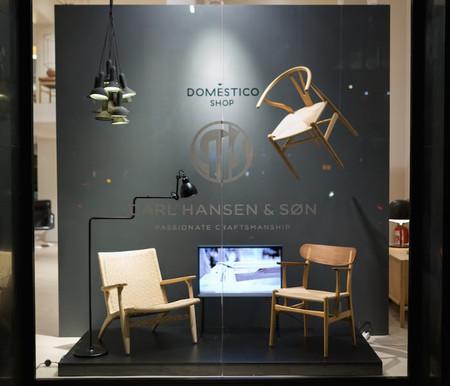 Si te lo perdiste, te lo contamos: Carl Hansen & Son, artesanía en directo en Doméstico Shop