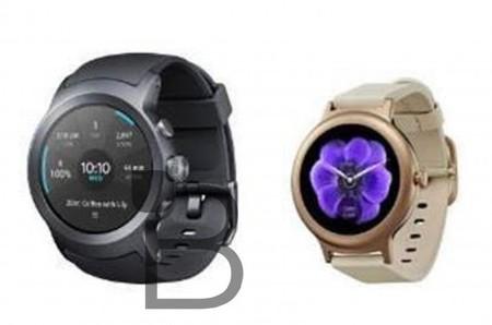Este es el primer vistazo a los Watch Sport y Watch Style, los smartwatches de LG y Google