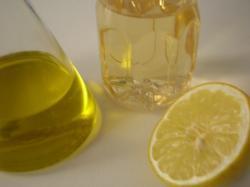 Ensalada ¿con vinagre o limón?
