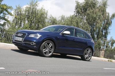 Audi SQ5 TDI, prueba (parte 2)