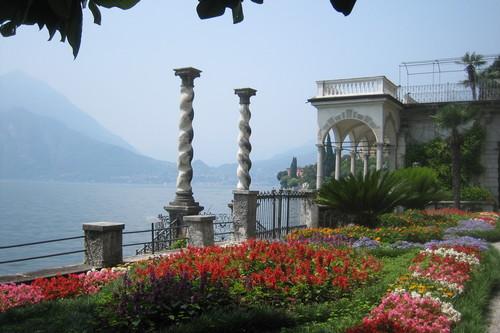 Villa Monastero: una mansión esplendorosa con las mejores vistas al Lago de Como