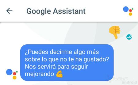 Cómo ayudar a mejorar Google Assistant en español
