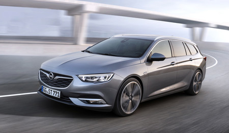 Opel Insignia Sports Tourer 110
