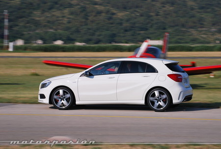 Mercedes-Benz Clase A, presentación y prueba en Eslovenia (parte 2)