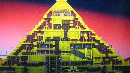 'Castlevania: Harmony of Despair'. Ya disponible el mapa de la pirámide