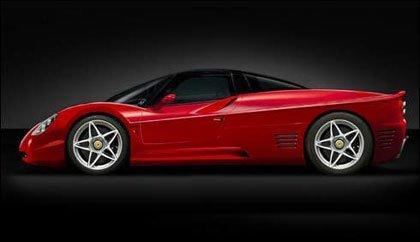 Si eres rico puedes tener un Ferrari hecho a medida