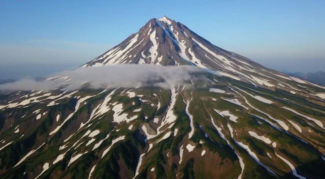 Kamchatka Volcanes