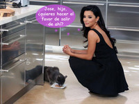 El nuevo churri de Eva Longoria se llama José Antonio Bastón... ¡y la tiene loquita!