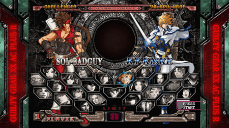 Guilty Gear Xx Accent Core Plus R 00