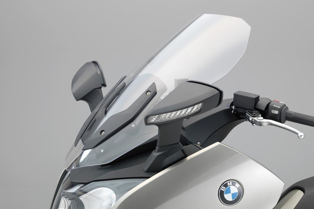 Foto de BMW C 650 GT y BMW C 600 Sport, detalles (15/38)