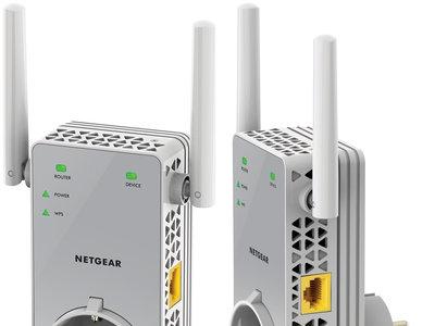 Extensor de red WiFi Netgear EX3800 por 39,98 euros y envío gratis