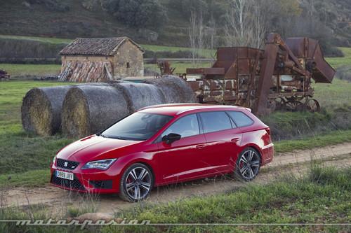¿Es el SEAT León Cupra el mejor compacto deportivo? Lo probamos