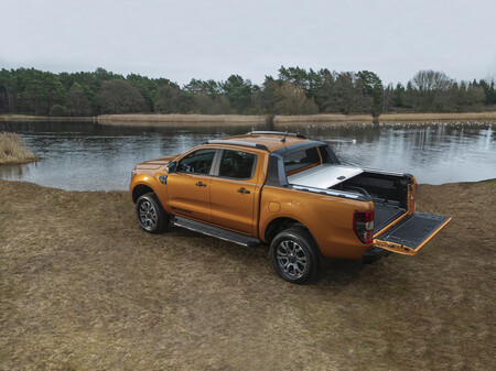 Ford Ranger Wildtrak 9