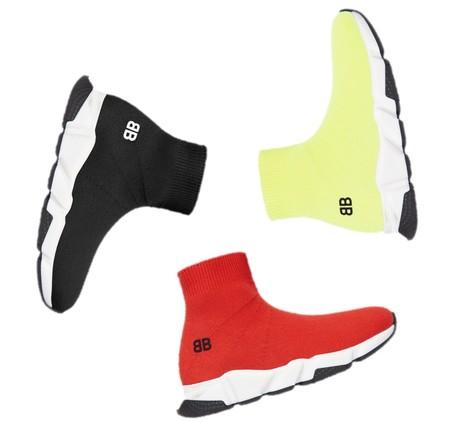 Zapatillas Speed Balenciaga Kids