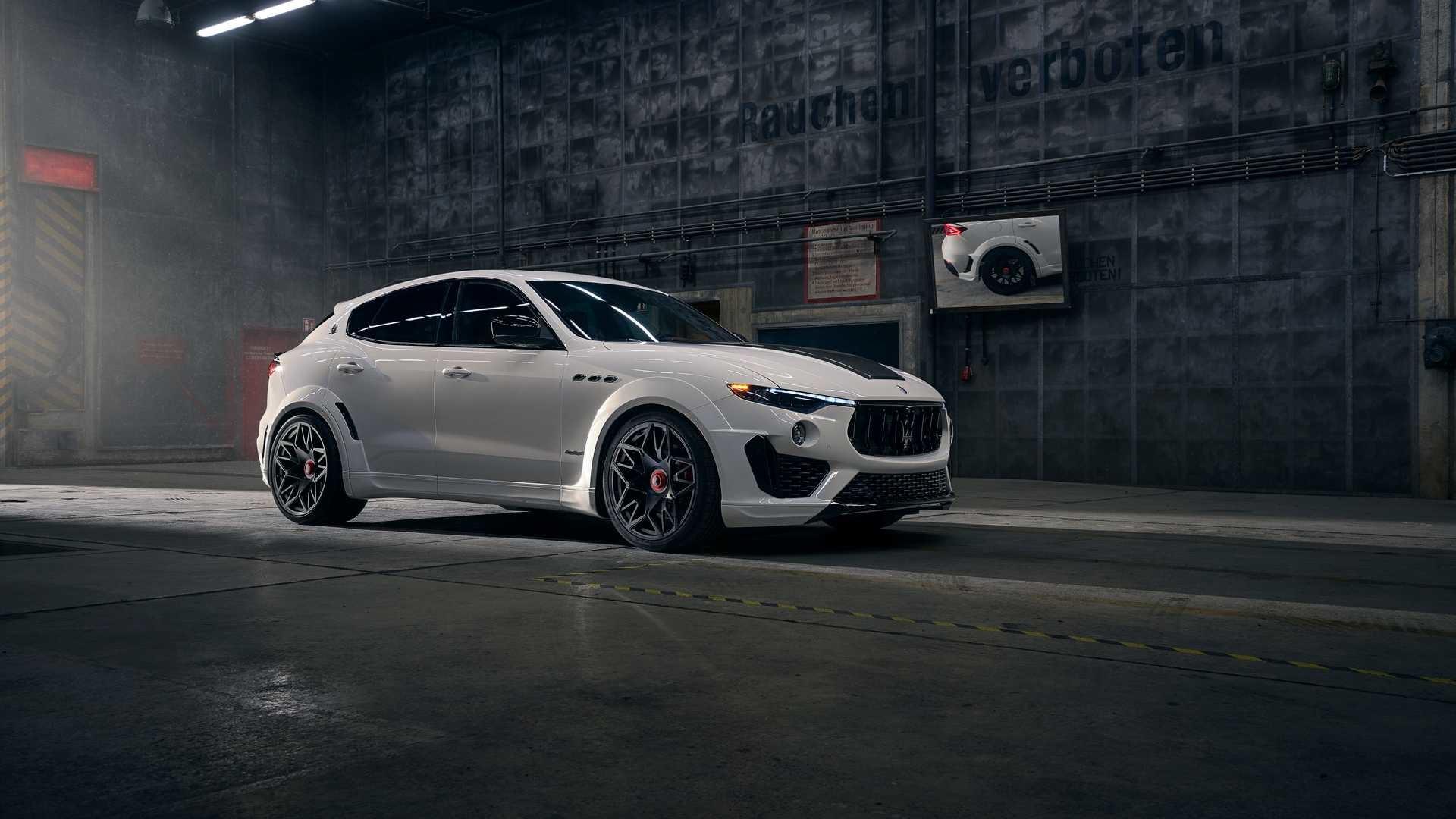 Foto de Maserati Levante Esteso V2 by Novitec (10/12)