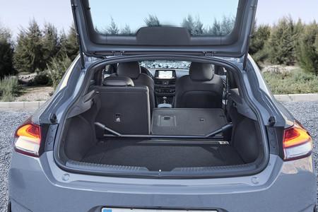 Hyundai i30 Fastback N maletero