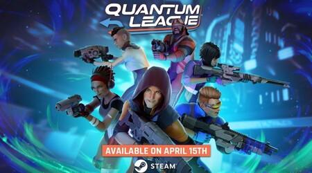 Quantum League y sus batallas con paradojas temporales dejarán el acceso anticipado de Steam al lanzar su versión final en abril