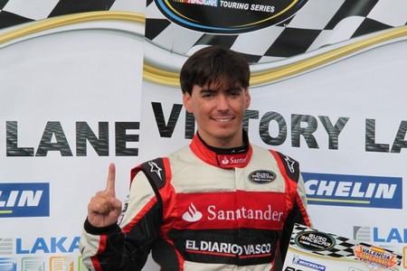Entrevista a Ander Vilariño. Objetivo: ser el primer español en la NASCAR