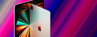 """El iPad Pro de 11"""" con chip M1 marca nuevo precio mínimo histórico en Amazon: 799 euros para la versión Wi-Fi de 128 GB"""