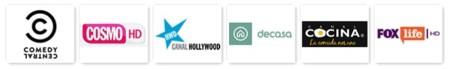 Canales incluidos en la TV online de Euskaltel