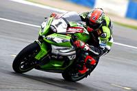 Superbikes Gran Bretaña 2014: Tom Sykes saca a pasear la apisonadora