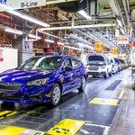 """Así se ve el primer Subaru Impreza """"made in USA"""""""