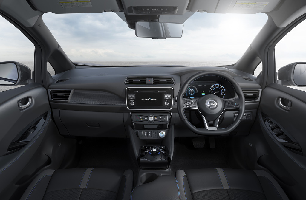 Nissan Leaf 2018 26